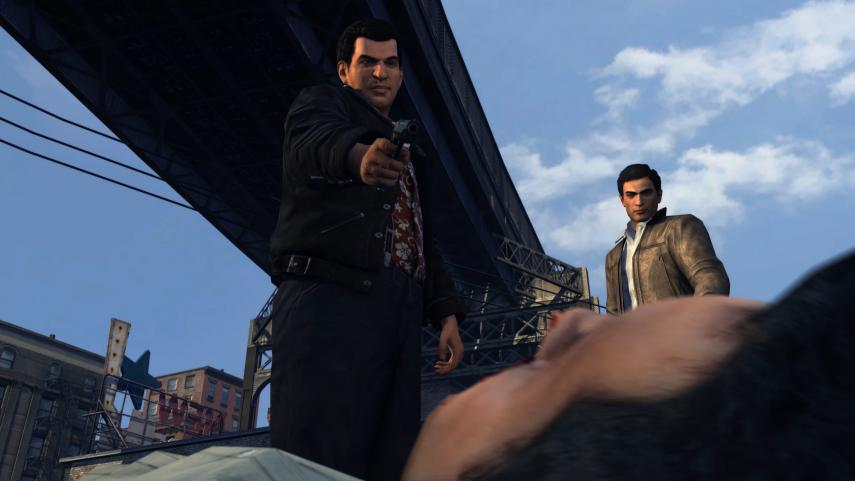 Imagen de Mafia Trilogy Mafia II Definitive Edition