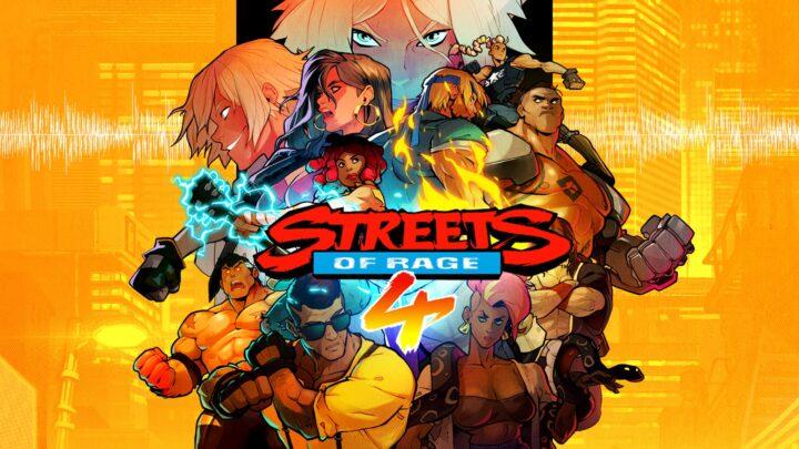 Análisis de Streets of Rage 4: el beat'em up más esperado