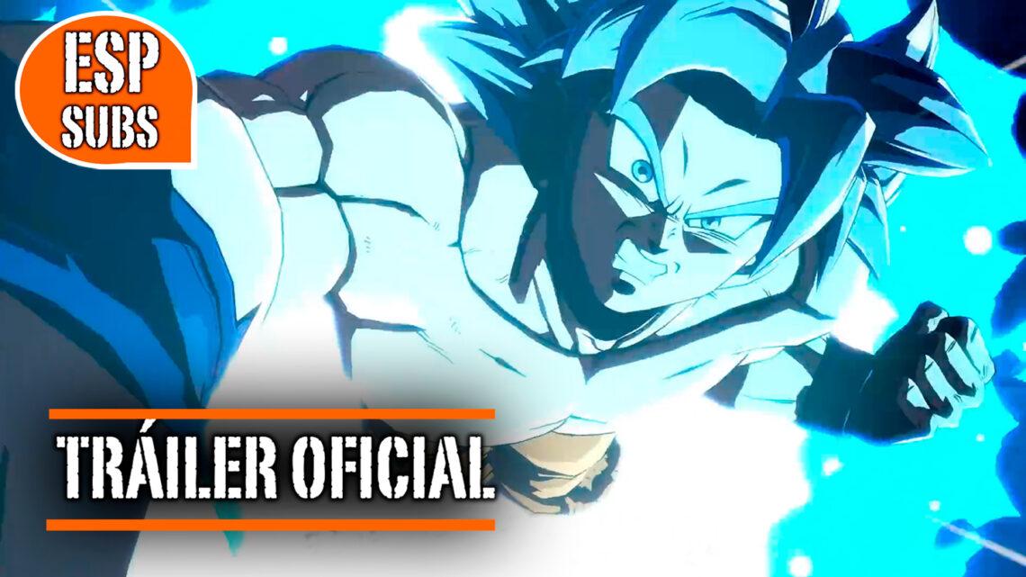 Dragon Ball FighterZ, Goku Ultra Instinto Tráiler de Gameplay Oficial con subtítulos en español