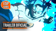 imagen de Dragon Ball FighterZ Goku Ultra Instinto trailer