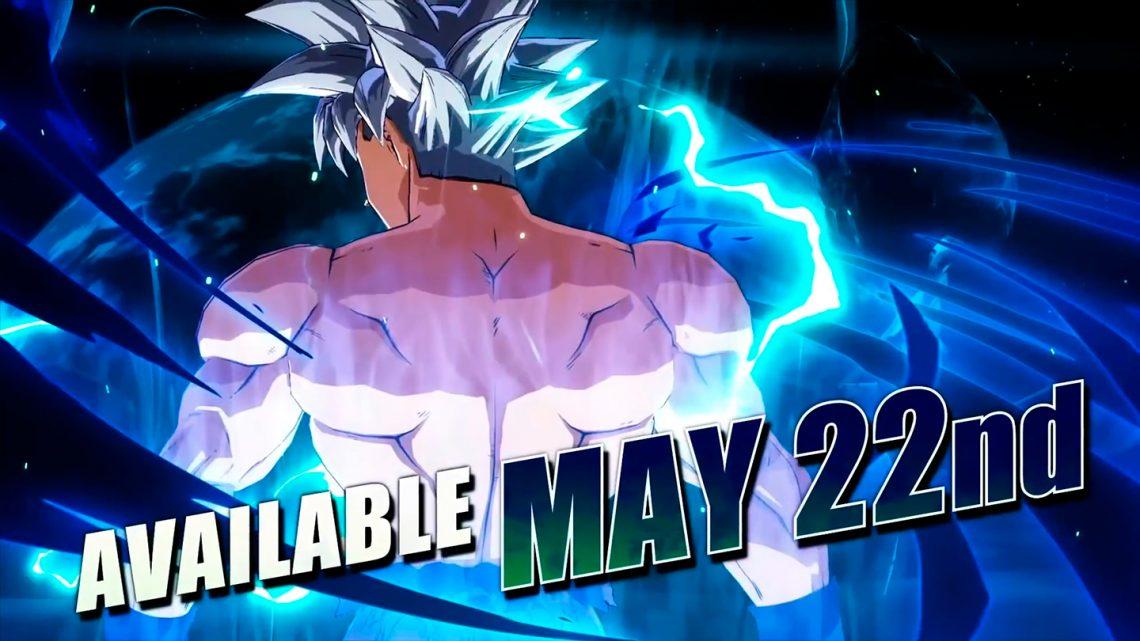 Goku Ultra Instinto aterriza en mayo a Dragon Ball FighterZ con un nuevo tráiler