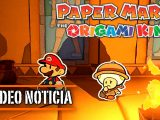 (Video Noticia) Se anuncia Paper Mario: The Origami King para julio de 2020