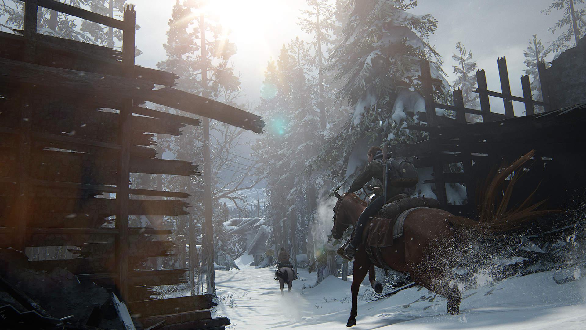 imagen de The Last of Us Part 2 Part II Parte 2 para PlayStation 4