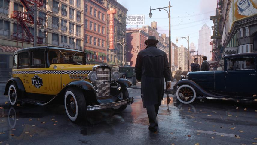 imagen de Mafia Trilogy Mafia Definitive Edition