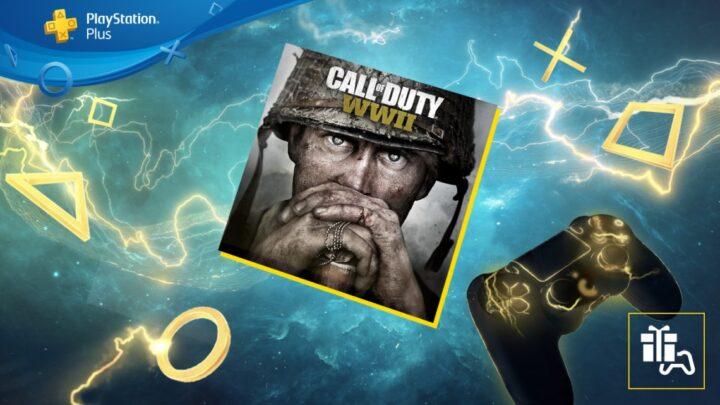 Call of Duty WWII llega por adelantado como primer juego de PS Plus para junio
