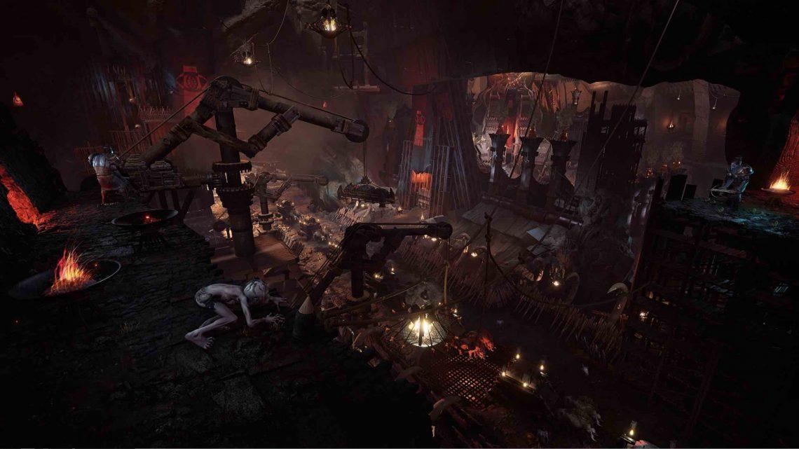«El Señor de los Anillos: Gollum» se muestra en nuevas imágenes y detalles