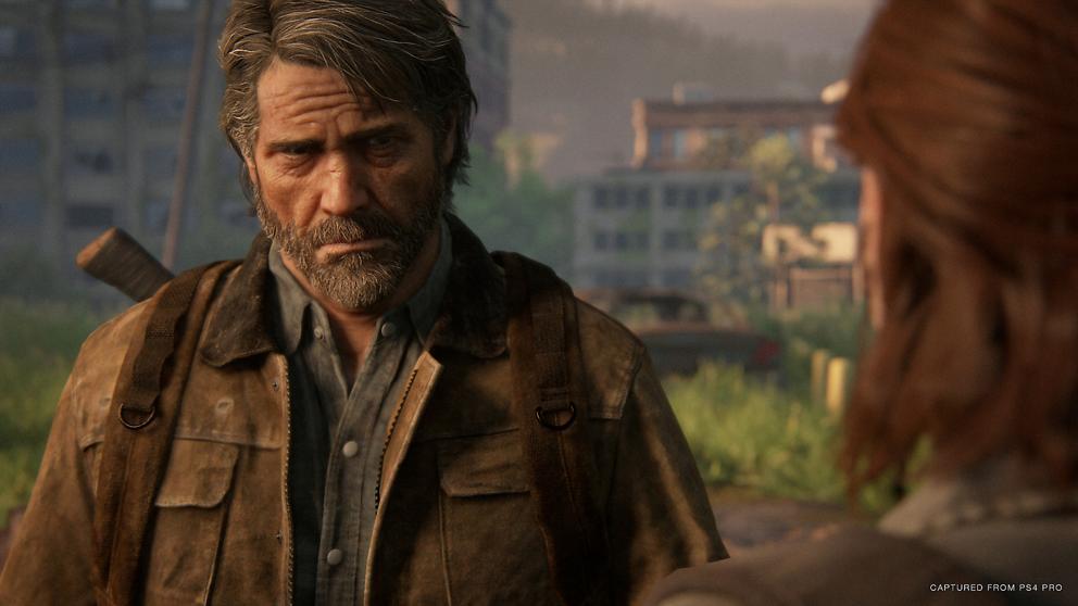 Joel en The Last of Us Parte II