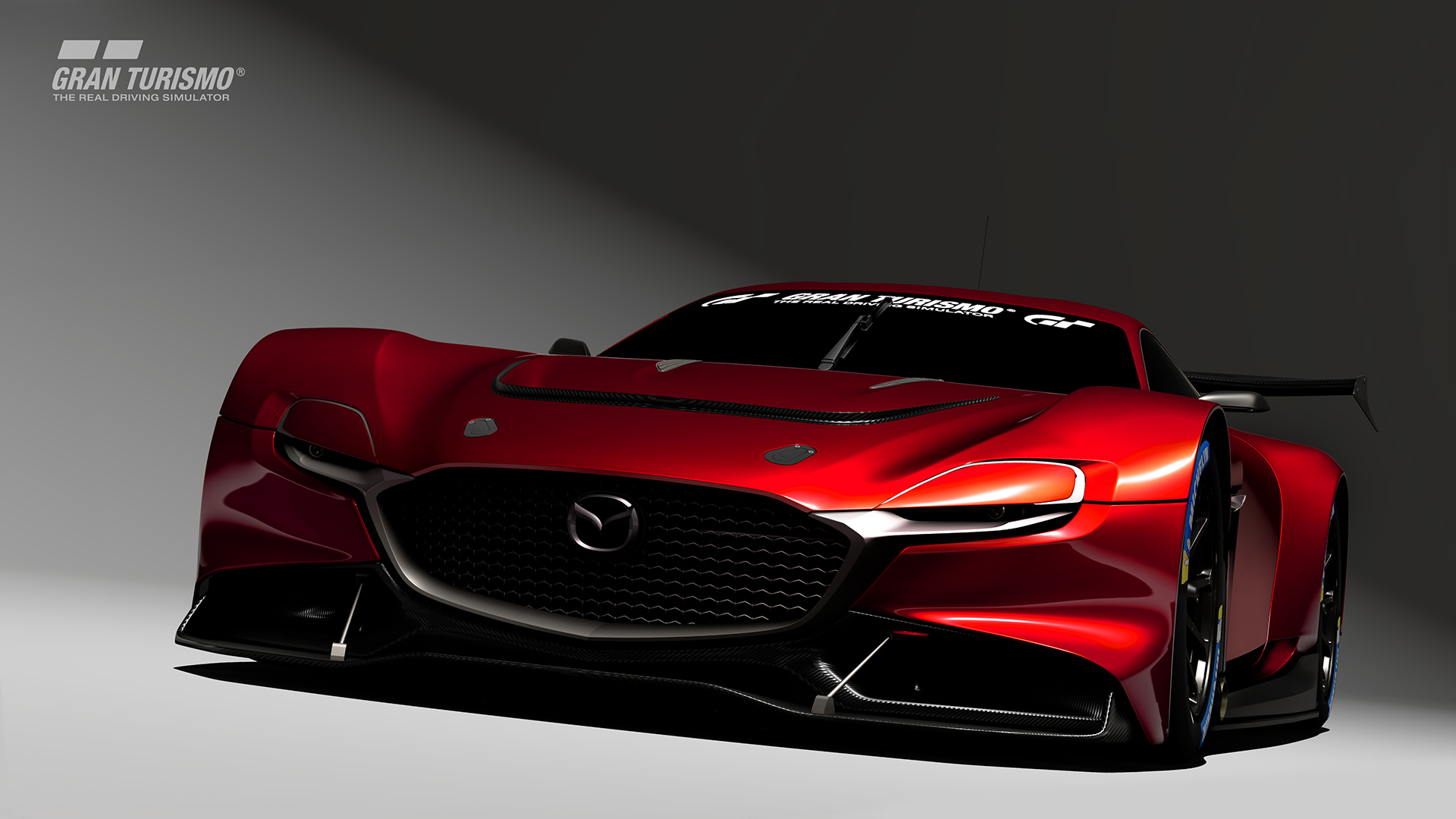 imagen de Gran Turismo Sport 1.59 Mazda GX-Vision GT3 Concept