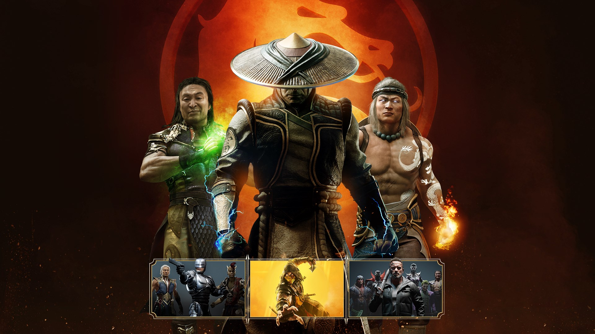 imagen de Mortal Kombat 11 Aftermath