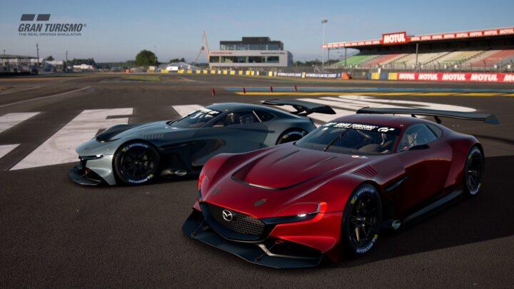 Gran Turismo Sport se actualiza a la versión 1.59 con un flamante nuevo vehículo y nuevas carreras