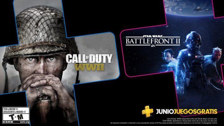 Ya están disponibles los juegos gratuitos de junio para PlayStation Plus