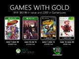 imagen de Games with Gold Junio